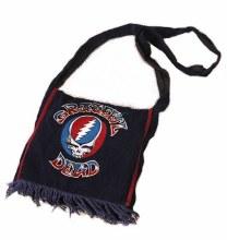 Grateful Dead Steal Your Face Cotton DJ Bag