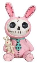 Pink Bun-Bun Furrybones Figurine