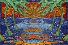 Epic Surf Tapestry