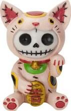 Maneki Neko Furrybones Figurine