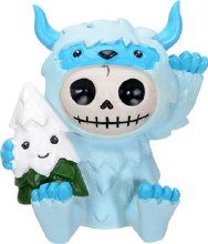 Yeti Furry Bones Figurine (Small)