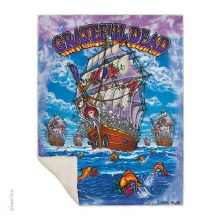 Grateful Dead Ship Of Fools Fleeece