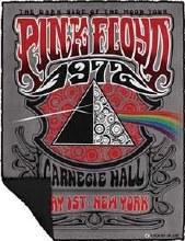 Pink Floyd Carnegie Fleece Blanket