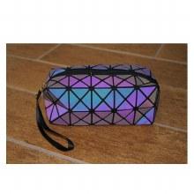 Luminos Geometric Coin Bag