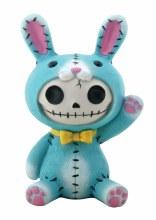 Blue Bun-Bun Furrybones Figurine