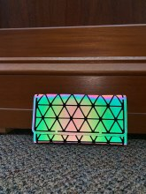 Luminous Tri-Fold Wallet