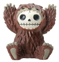 Bigfoot Furrybones Figurine