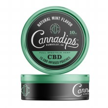 Cannadips Natural Mint