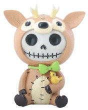 John Furrybones Figurine
