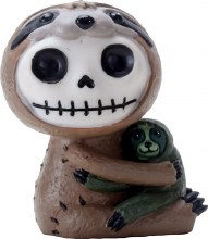 Brady Furrybones Figurine