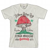 Allman Brothers Band Syrie Mosque 1971