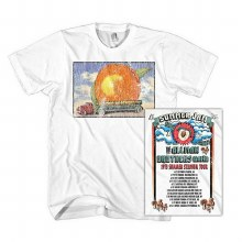 Allman Brothers Band Eat A Peach Distressd