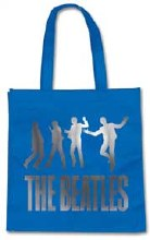 The Beatles Jump Eco Blue Reusable Bag