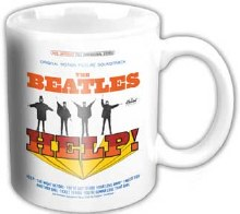 The Beatles Help! Mug