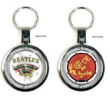 The Beatles Magical Love Keychain