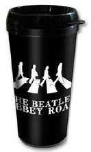The Beatles Abbey Road Travel Mug