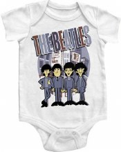 The Beatles Kids The City Onesie