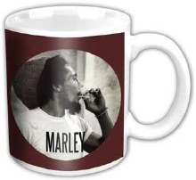 Bob Marley Smoking Mug