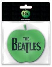 The Beatles Apple Logo Rubber Die Cut Magnet