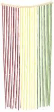 Bamboo Beaded Curtain Rasta