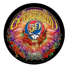 Grateful Dead 50th Anniversary Dubois Sticker