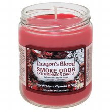 Dragon's Blood Smoke Odor Exterminator Candle