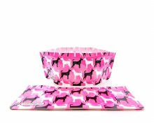 Dog Bowl - Pinky 2ct