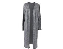 Carefree Threads Long Grey Cardigan