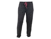 Carefree Threads Black Jogger Pants