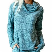 Carefree Threads Mint Lounge Top by Hello Mello