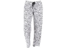 Leisure Time Cafeology Lounge Wear Pants by Hello Mello