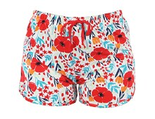 Leisure Time Field of Dreams Lounge Shorts by Hello Mello