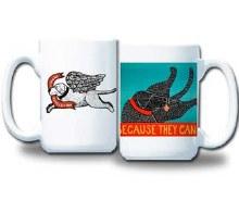 Because They Can Mug