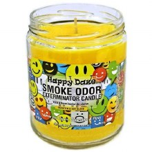 Happy Daze Smoke Odor Exterminator Candle