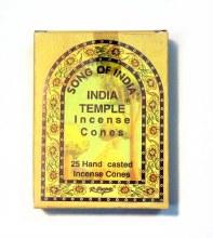 Inda Temple Cone Incense Cones