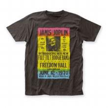 Janis Joplin Freedom Hall Poster