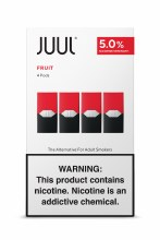 Juul 5% Fruit 4 Pack Pods