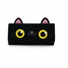 Cat Face Wallet by Loungefly