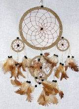 Dreamcatcher Natural Medium