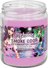Mysterious Smoke Odor Exterminator Candle