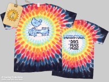 Woodstock Chrome Tie Dye