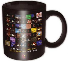 Pink Floyd Darkside of the Moon 40th Mug