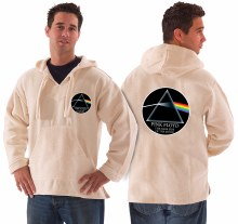 Pink Floyd Darkside of the Moon Natural Pullover