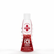 Rescue Detox Ice Rescue Cranberry 17 oz