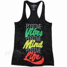 Ladies Positive Life Tank