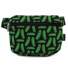 Rick and Morty Pickle Rick Fanny Pack by Loungefly