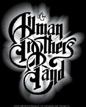 Allman Brothers Band Glow Sticker