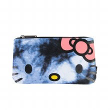 Hello Kitty Tie Dyed Coin Bag by Loungefly