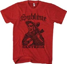 Sublime Santeria Skeleton