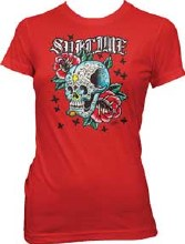 Sublime Ladies Skull and Roses